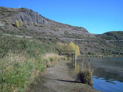 Río Luna bajo Mínimos