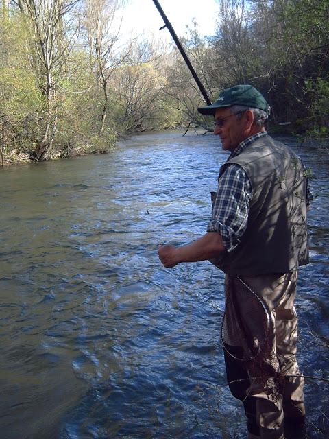 El mejor pescador