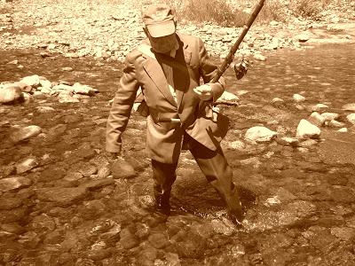 Recuerdos y sensaciones a la orilla del río IV