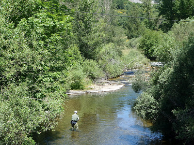 Recuerdos y sensaciones a la orilla del río XI