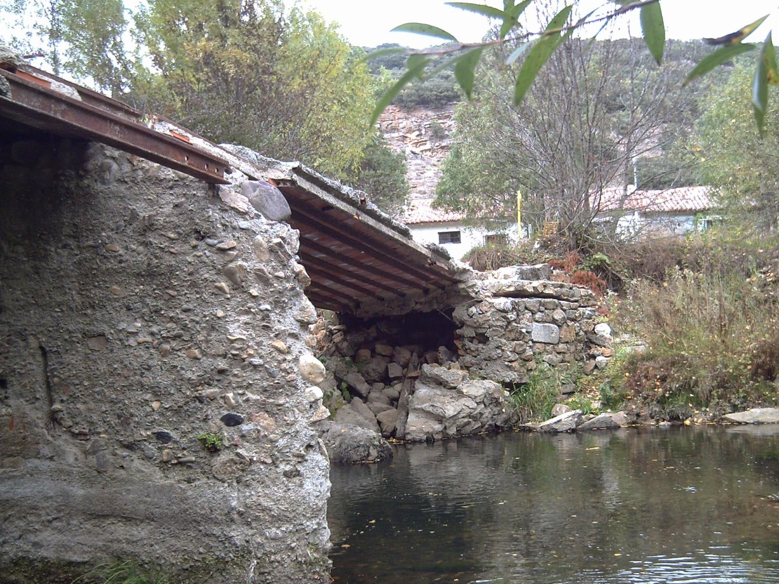 Adiós Puente del Millar.