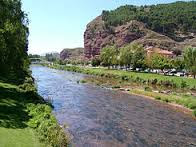Homenaje al río Najerilla.