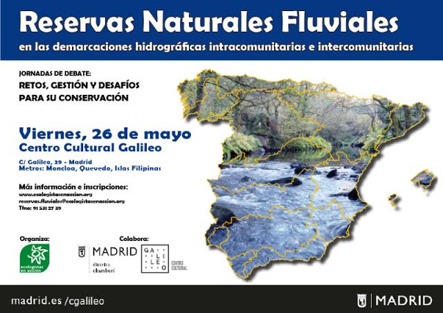 Reservas Naturales Fluviales.